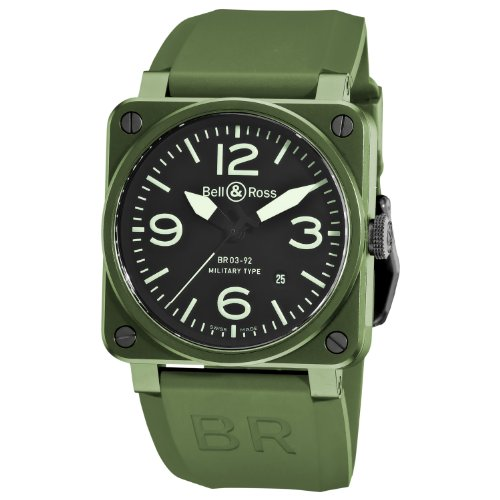Orologio - - Bell and Ross - BR-03-92-MILITARY CERAMIC