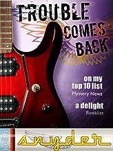 Trouble Comes Back (Jason Keltner Book 3)