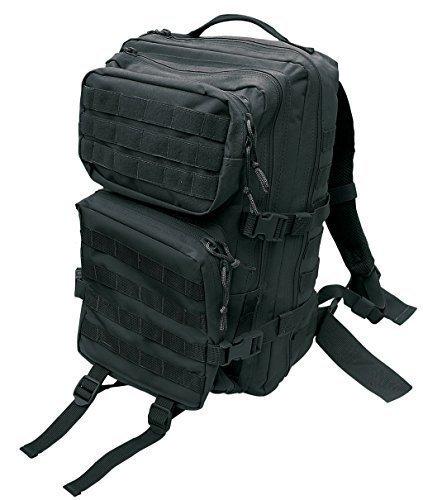 Commando Industries US Sac à Dos Assault II Daypack 50 litres en différentes Couleurs - Noir, 50 litres