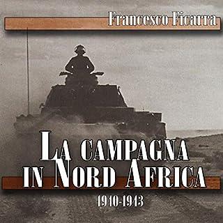 La campagna in Nord Africa 1940-1943 copertina