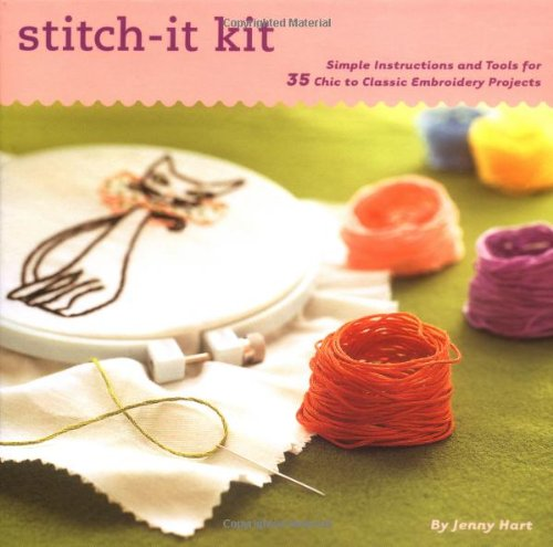 Great Price! Stitch-It Kit