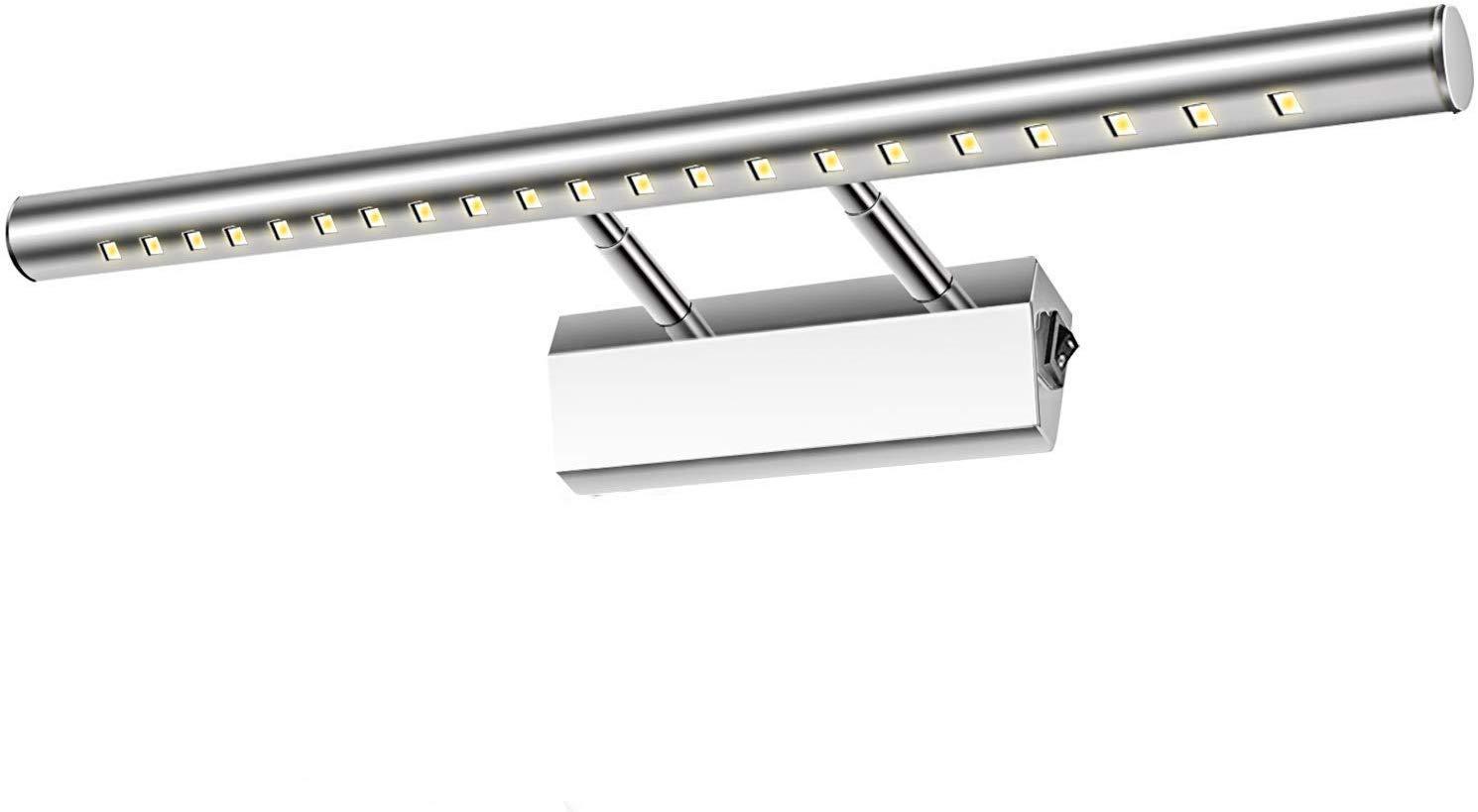 Glighone LED Spiegelleuchte Bad 20W 20cm Spiegellampe 20 ...