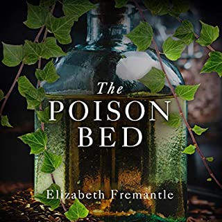 The Poison Bed audiobook cover art
