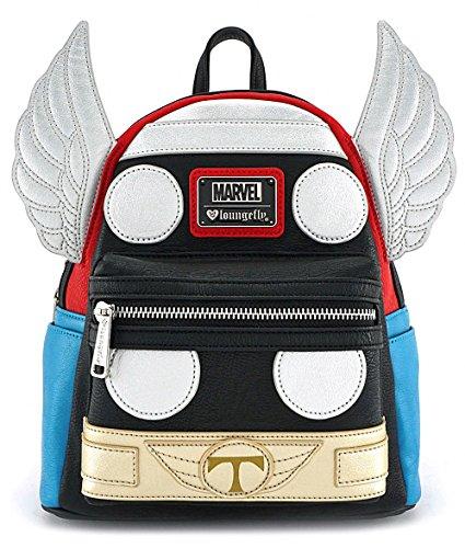 Loungefly Rucksack, Tasche, Farbe Vario, 1