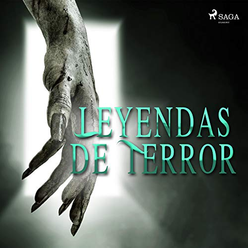 Diseño de la portada del título Leyendas de Terror