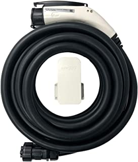 SOLAREDGE 25 ft. EV Charging Cable with Holder. Compatible Only with SOLAREDGE EV Charging Inverters (Inverter/Charger NOT Included)