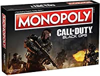Monopoly Call of Duty Black Ops ボードゲーム | Call of Duty Black Ops ビデオゲーム | テーマ クラシック モノポリーゲーム