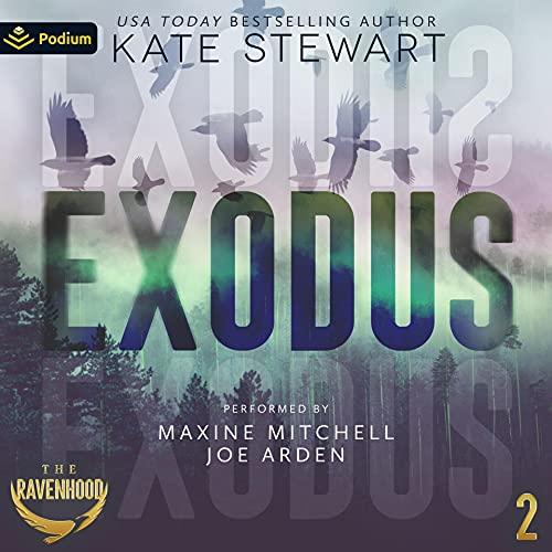 Exodus Audiobook By Kate Stewart cover art