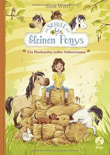 Die Schule der kleinen Ponys - Ein Heuhaufen voller Geheimnisse: Band 1