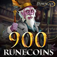 This package contains 900 RuneCoins View & buy a range of new outfits and accessories, animations and emotes, other items such as titles and bank space increasing booster items.