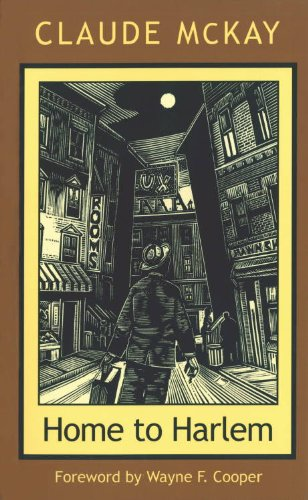 Home To Harlem (New England Library Of Black Literature)