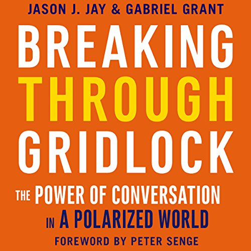 Breaking Through Gridlock audiobook cover art