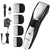 Hair Clippers for Men Professional Cordless Clipper Hair Trimmer Electric Haircut Beard Trimmer