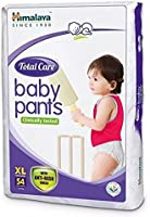 Himalaya Total Care Baby Pants Diapers, X Large (12 - 17 kg), 54 Count