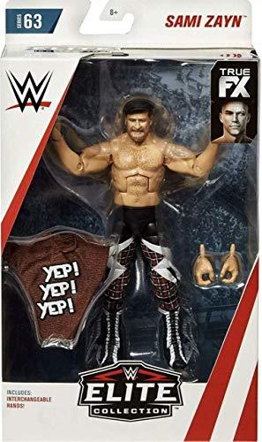 WWE Kurt Angle Elite Collection Series # 66 Action Figure Mattel GCL32