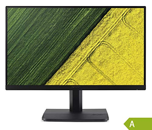 Acer ET241Y 23.8 inch FHD Monitor (IPS panel, 4ms, HDMI, VGA, Black)
