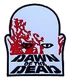 Dawn Of The Dead Logo Patch (9cm) DIY Nähen oder Bügeln