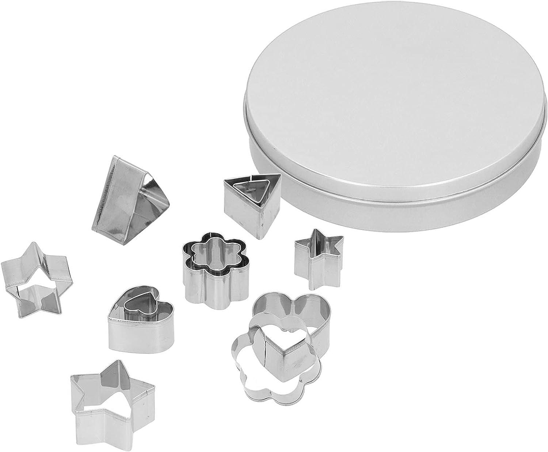 Fresno Mall 24pcs Mini Cookie Cutter Molds S Set Fondant Now free shipping