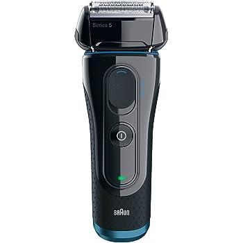ブラウン メンズ電気シェーバー シリーズ5 5040s-P 3枚刃 水洗い/お風呂剃り可