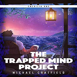 The Trapped Mind Project audiobook cover art