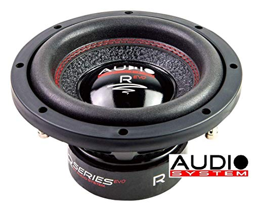 Audio System R 08 EVO RADION Series 200 mm HIGH EFFICIENT Subwoofer 150 Watt RMS