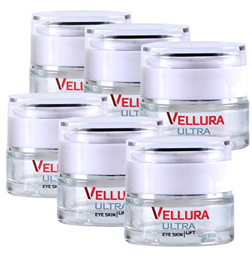 Vellura Ultra - Anti-Falten-Creme für den Augenbereich | Jetzt das 6-Flaschen-Paket mit Rabatt kaufen