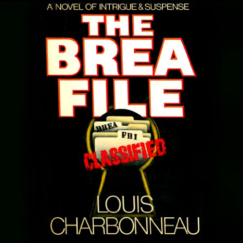 The Brea File cover art