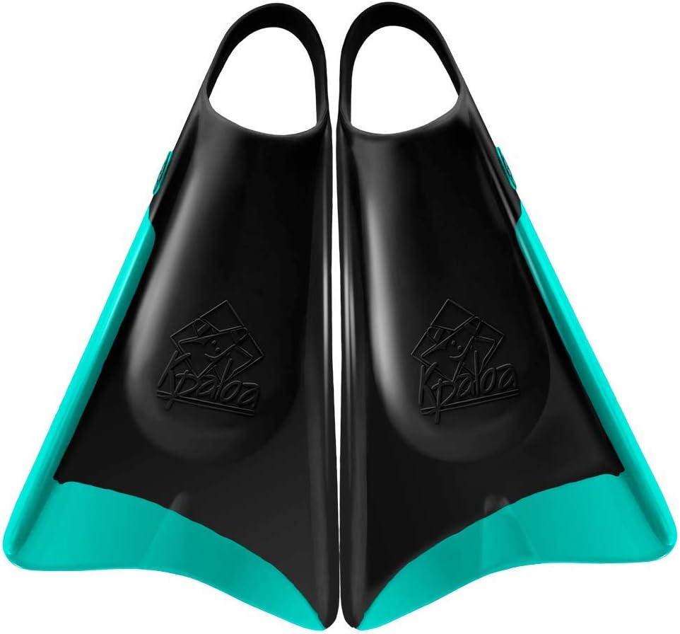 Kpaloa Swim fins Pro Seattle Mall Model Style Award Bodyboarding Turquoise UV