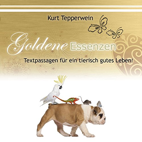 Goldene Essenzen Titelbild