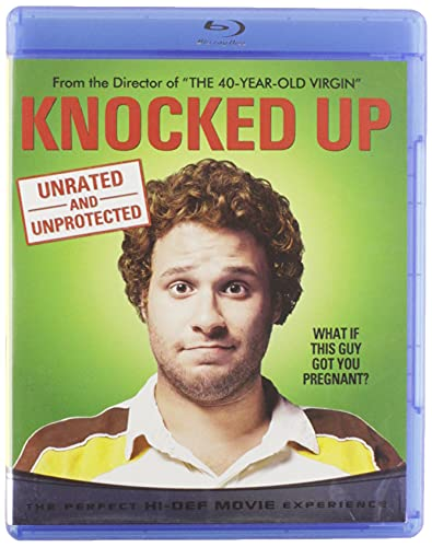 Knocked Up [Blu-ray] [Importado]
