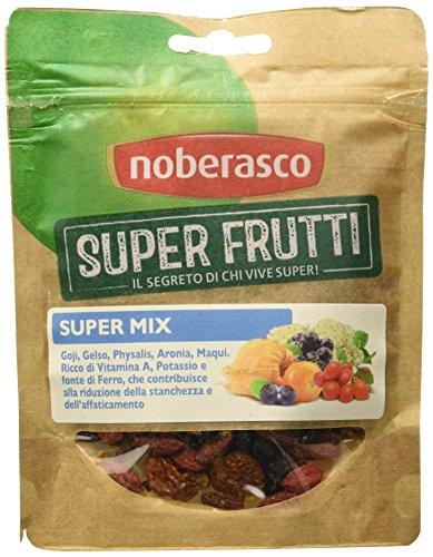 Superfrutti Mix 70 g- Noberasco- confezione da 8 pacchetti da 70g-Mix di bacche disidratate