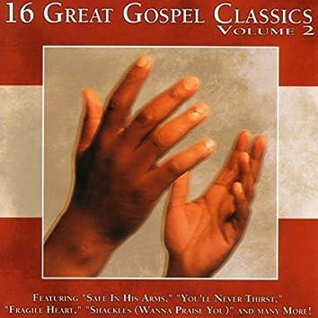 16 Great Gospel Classics Volume 2