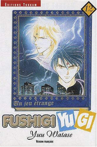 Fushigi Yugi, tome 12