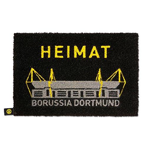 Borussia Dortmund BVB-Fußmatte aus Kokosfaser