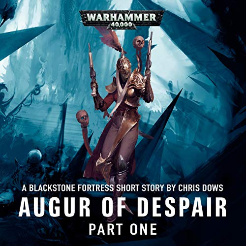 Augur of Despair Part 1 audiobook cover art