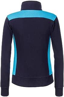 James and Nicholson Womens/Ladies Workwear Level 2 Sweat Jacket
