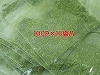 サッと出ておいしい !メッシュパック緑茶・業務用100P×10袋入