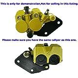 XLSION Pit bici de la suciedad de pinza de freno Kit de reparación for el mencionado delanteros o traseros calibradores en la imagen