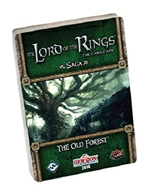 Fantasy Flight Games Lord of The Rings LCG: Old Forest Standalone Quest