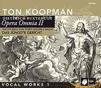 Buxtehude: Opera Omnia II: Vocal Works 1