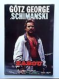 Schimanski - Zabou - Götz George - Claudia Messner -
