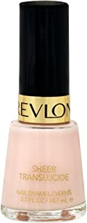 Revlon Nail Enamel, Sheer Petal 0.50 oz (Pack of 2)