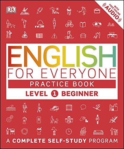 English for Everyone: Level 1: Beginner, Practice Book: A Complete Self-Study Program (English Edition)