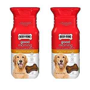 dog treats Milk-Bone Good Morning Daily Vitamin (Healthy Joints, 2 Pack)