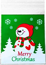 Iusun Bag Xmas Santa Cookies Fast Mini Candy Delicate Decorations for Children's Chocolates Biscuits Home Decor Supplies Gift