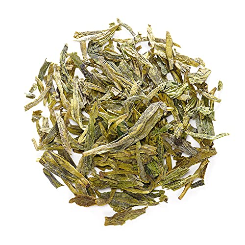 Long Jing Gruner Tee China - Xihu Lung Ching Chinese Tea - Drachenbrunnen Tee Vom Westsee - Dragon Well Von Hangzhou - Longjing - Lungching 100g