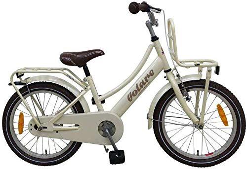 .Volare Bicicleta Niña Excellent 18 Pulgadas Freno Delanter