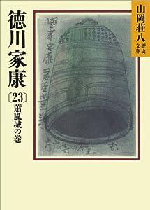 徳川家康 23巻 表紙画像