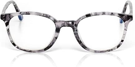 TrueDark Daywalker Grey Tortoiseshell Pro Blue Light Blocking Glasses - Protect Your Eyes from Harmful Junk Light