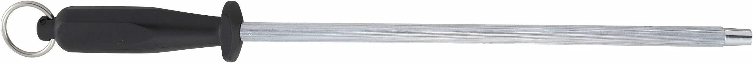 Winware Stainless Steel Sharpening Steel, 12-Inch